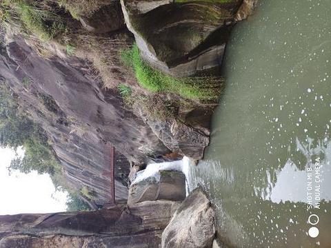 青岚怪臼谷国家地质公园旅游景点攻略图