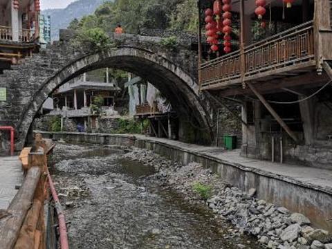 德夯大峡谷旅游景点图片