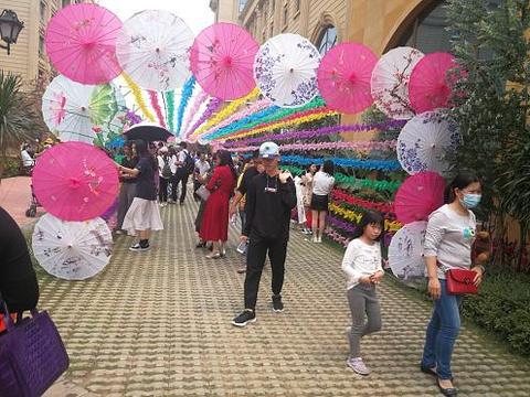 惠州狮子城旅游景点图片