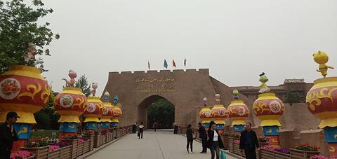 喀什噶尔老城旅游景点攻略图