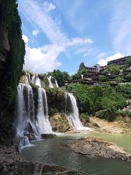 墨戎苗寨旅游景点攻略图