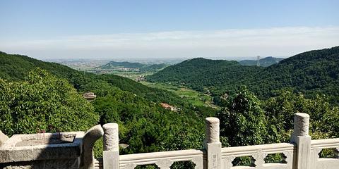 黄梅四祖寺旅游景点攻略图