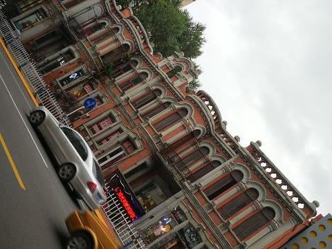 果戈里大街旅游景点图片