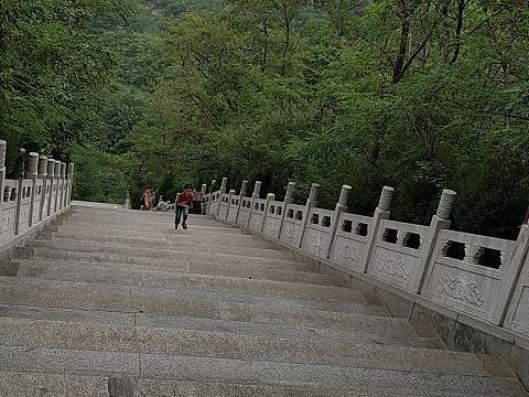 福慧山·红崖谷旅游景点图片