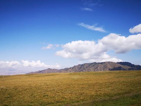 康乐草原旅游景点图片