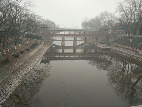 柏林禅寺旅游景点攻略图