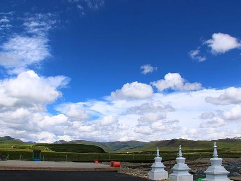 俄么塘花海景区旅游景点图片