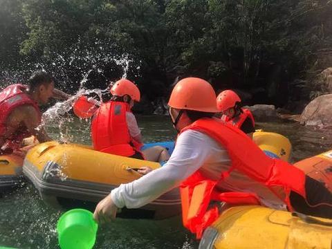 北江小三峡旅游景点图片