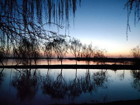 白云湖旅游景点图片