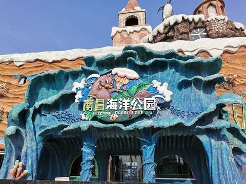 南昌海洋公园旅游景点图片