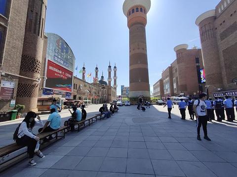 新疆维吾尔自治区博物馆旅游景点攻略图