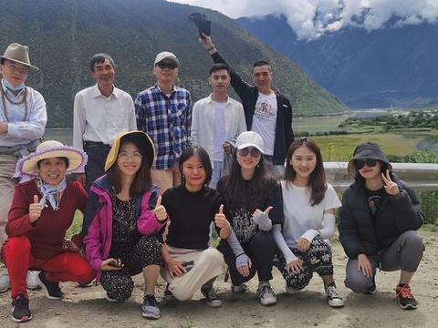 南迦巴瓦峰旅游景点图片