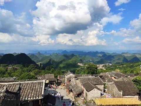 千年瑶寨旅游景点攻略图