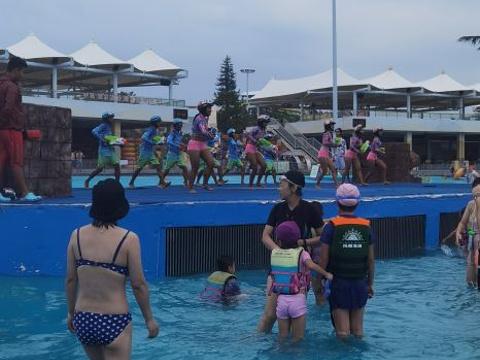 上海玛雅海滩水公园旅游景点图片