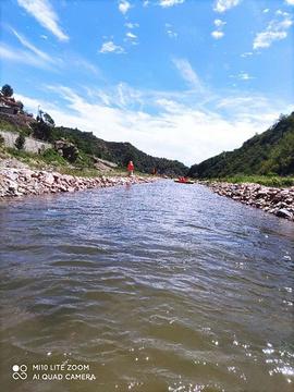 邢台峡谷漂流旅游景点攻略图
