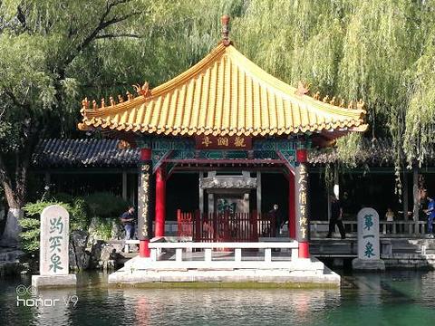 王府池子旅游景点攻略图
