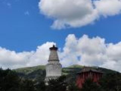 殊像寺旅游景点图片