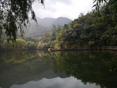 九如山度假风景区旅游景点图片