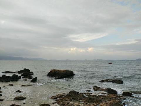 东冲西冲海岸线旅游景点攻略图