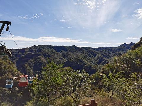 邢台峡谷群旅游景点攻略图