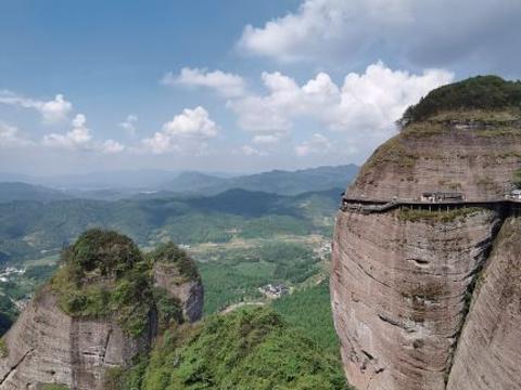 南武当山景区旅游景点图片