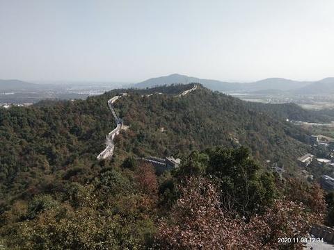 梅岭国家级风景名胜区旅游景点攻略图