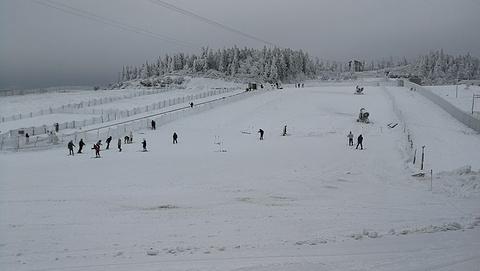 仙女山滑雪场
