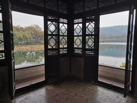 三潭印月旅游景点攻略图