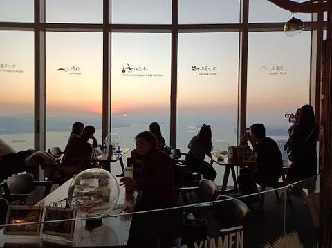 云上厦门观光厅旅游景点攻略图