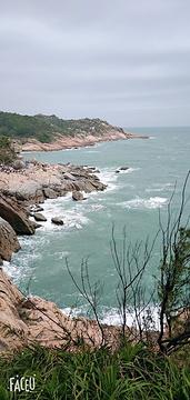 亚婆角海滨旅游区旅游景点攻略图