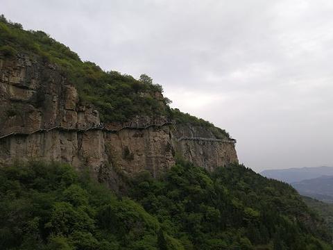 青铜山大峡谷旅游景点攻略图