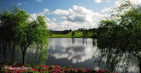武夷山风景高尔夫