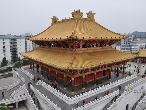柳州文庙旅游景点图片