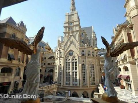 意大利风情街旅游景点图片
