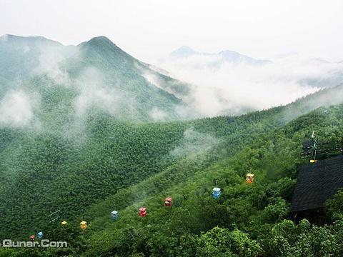 甜水寨景区旅游景点图片