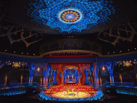 新疆大剧院《千回西域》旅游景点图片