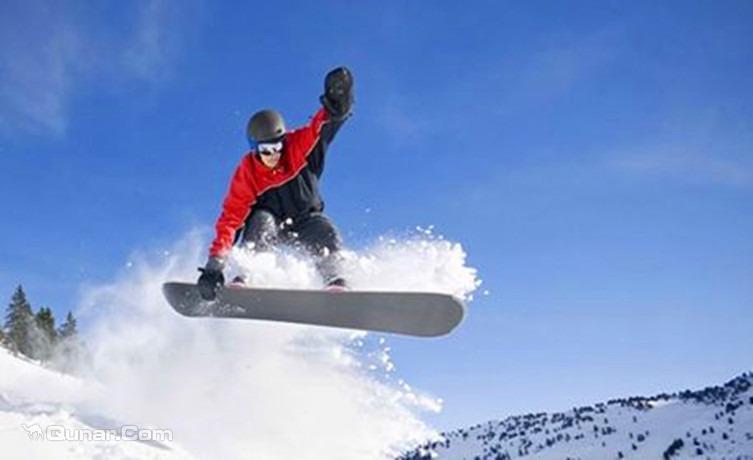 玉龙湾滑雪场