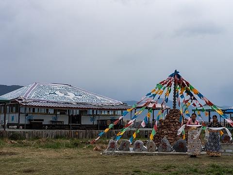 香格里拉藏人缘•帐篷部落的图片