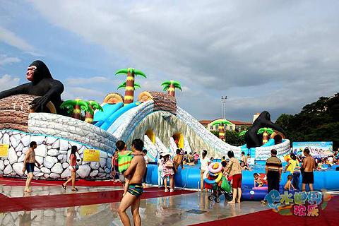 金华体育中心欢乐水世界