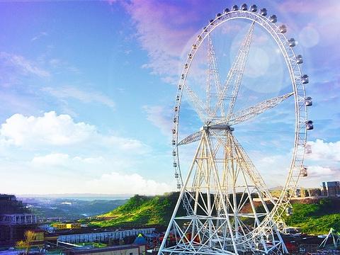 重庆欢乐谷旅游景点图片