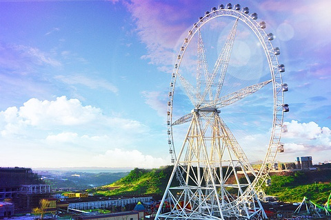 重庆欢乐谷的图片