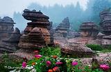 长白山红石石峰