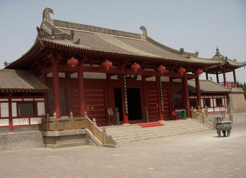 大唐秦王陵