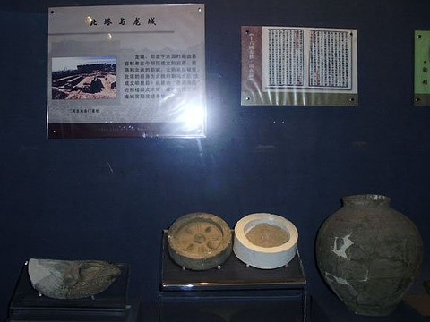 北塔博物馆旅游景点图片