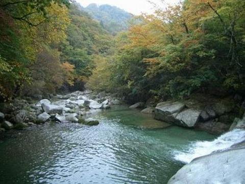 义乌马溪旅游景点图片