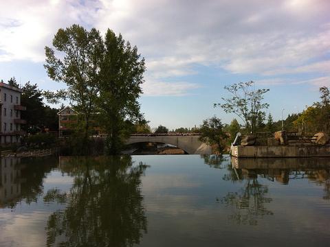 二道白河旅游景点图片