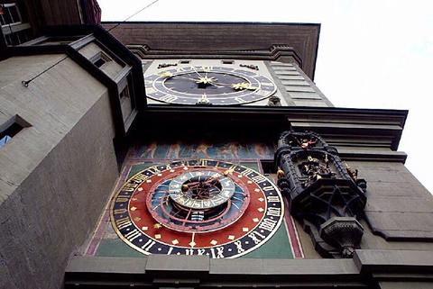 时钟塔旅游景点攻略图