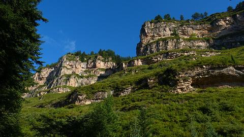 忻州管涔山旅游景点攻略图
