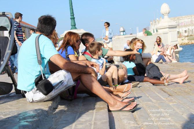 Touristenrestaurants in Baixa图片