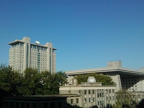 北京师范大学旅游景点图片
